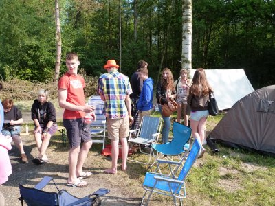 Foto's - 2013 - Scouting Fundays 2013